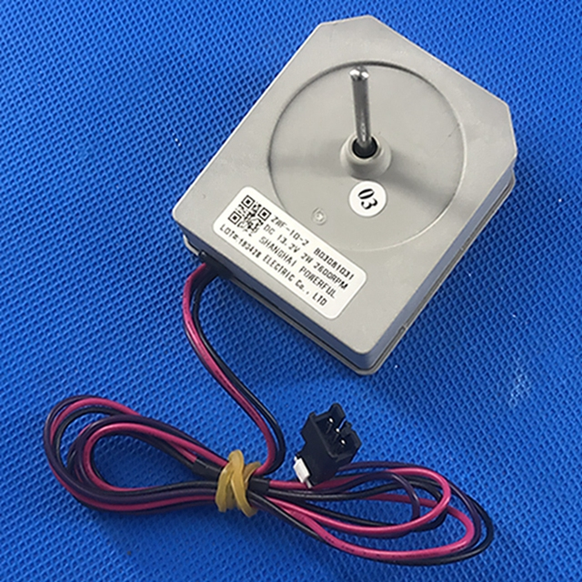 Vervanging Vriezer Dc Fan Motor Voor Hisense Ronshen Koelkast Ventilator ZWF 10 2 B03081031 Reparatie Onderdelen