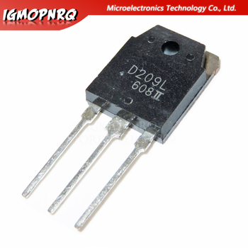 5Pcs D209L D209 2SD209L TO-247 new original - sale item Active Components