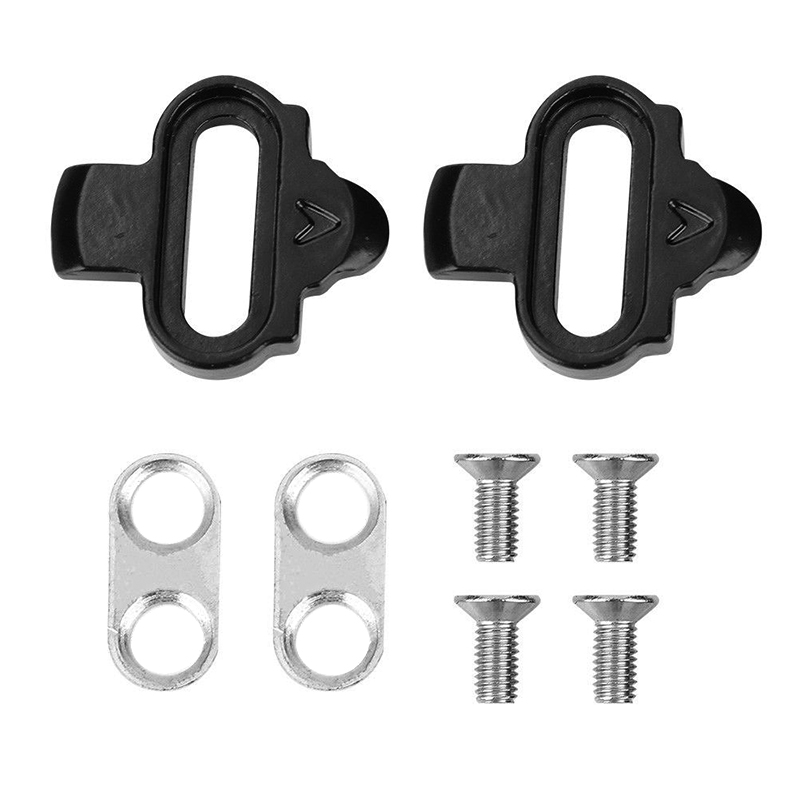 Bike Cleats Spinning Indoor Cycling /& Mountain Bike Cleat Set for Shimano SPD
