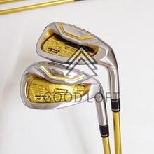 Гольф клюшки для гольфа s 06 4 звезды набор 11 aw sw вала или