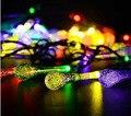 2 2 м 20 светодиодный батарейный блок капли воды свет струны сад открытый Рождество День декоративная светящаяся гирлянда