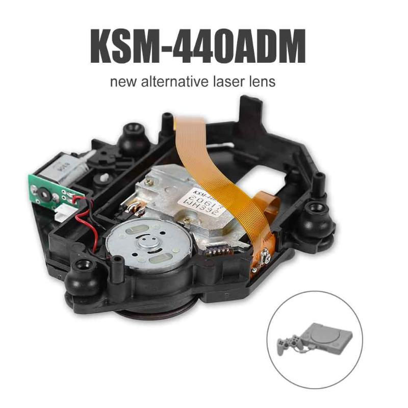 KSM-440BAM/KSM-440ADM/KSM-440AEM Laser Lens Optical Drive Assembly Replacement For Sony PS1 Game Accessories For PS 1 Laser Head