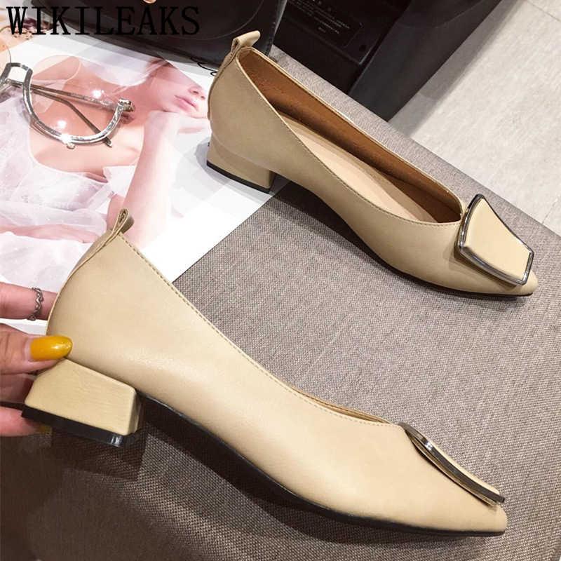 Scarpe da donna tacco basso scarpe fetish tacchi alti sexy scarpe di marca delle donne di lusso 2019 nero degli alti talloni delle donne pompe buty damskie