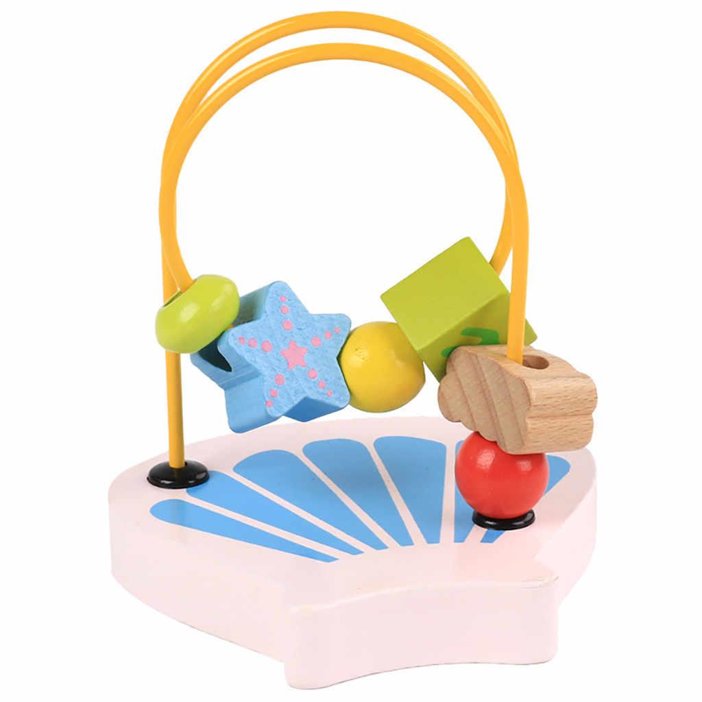Juguetes Educativos de madera para bebés y niños, juguetes de desarrollo intelectual para niños