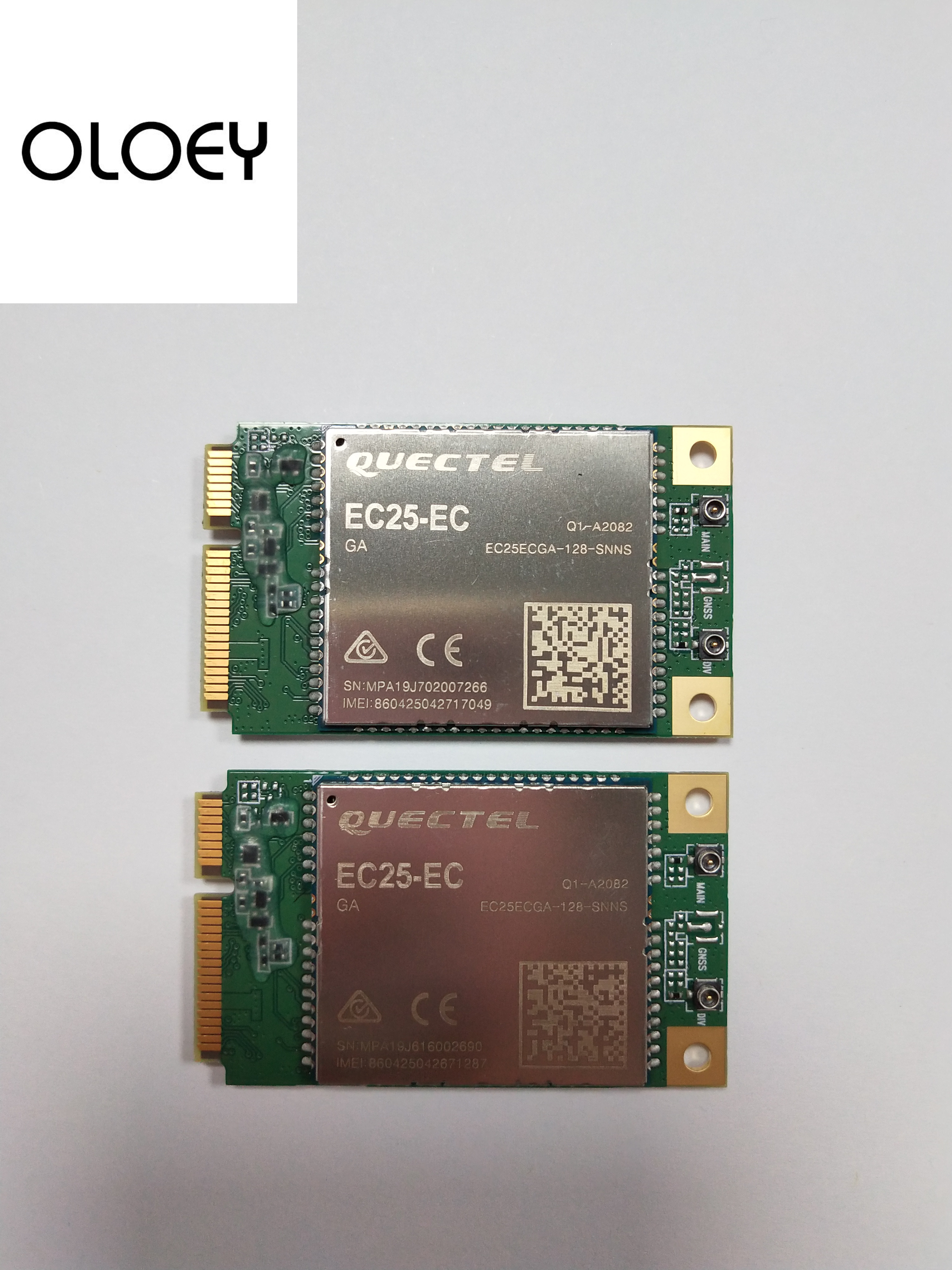 EC25ECGA-MINIPCIE LTE Modules 4G Moudule, Contains The Card Slot, 100% Brand New Original