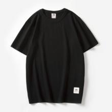 Hot 2021 Solid Color Men T-Shirt z krótkim rękawem mężczyźni Summer Casual topy 100 modna bawełniana prosta wąska koszulka z tkaniny tanie tanio MODITIFS Daily SHORT CN (pochodzenie) COTTON Na co dzień Z okrągłym kołnierzykiem tops Z KRÓTKIM RĘKAWEM Z dzianiny