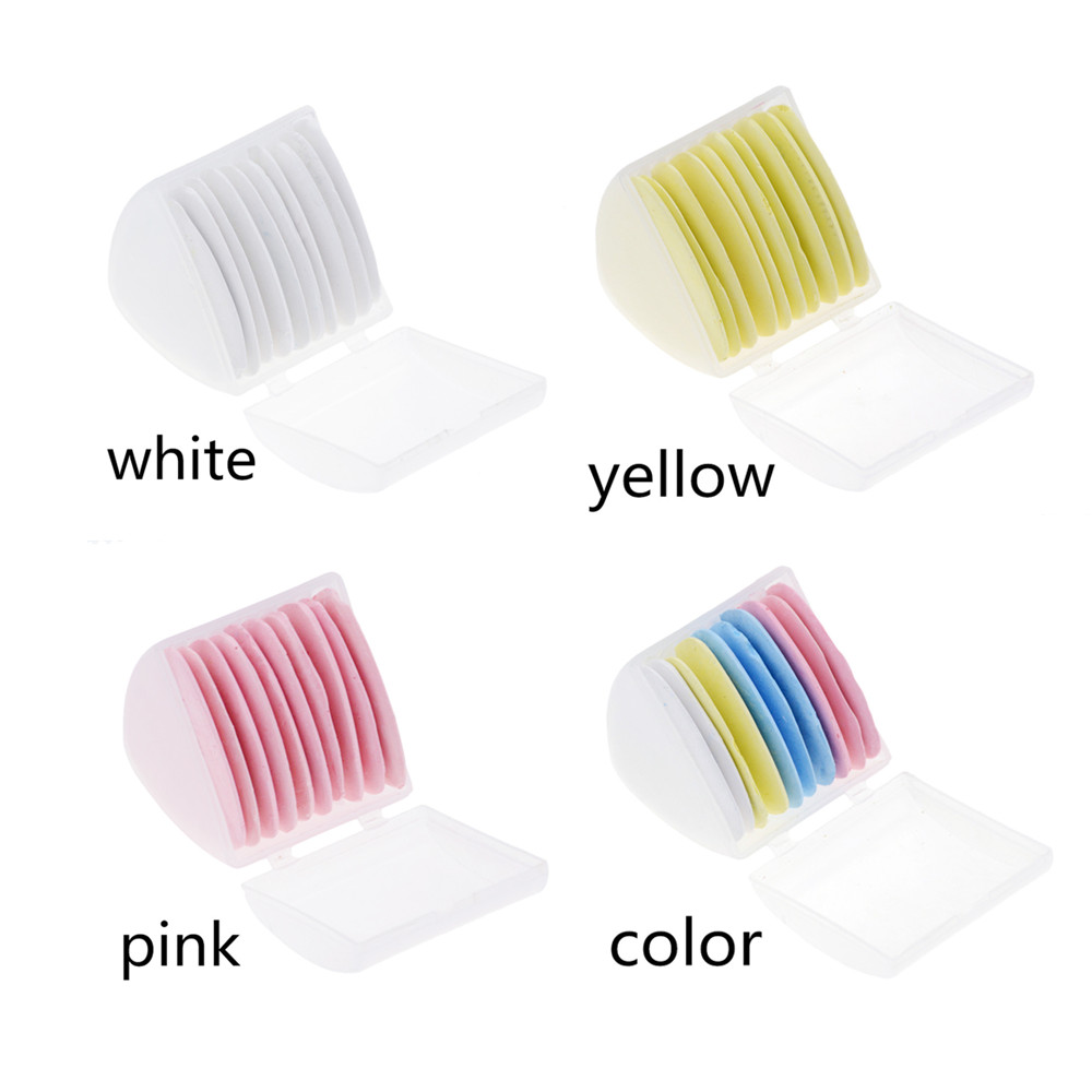 Colorful Fabric Chalk Tailors Erasable Dressmaker Sewing  Markers Patchwork DIY Clothing Tool Needlework Accessories 10PCS
