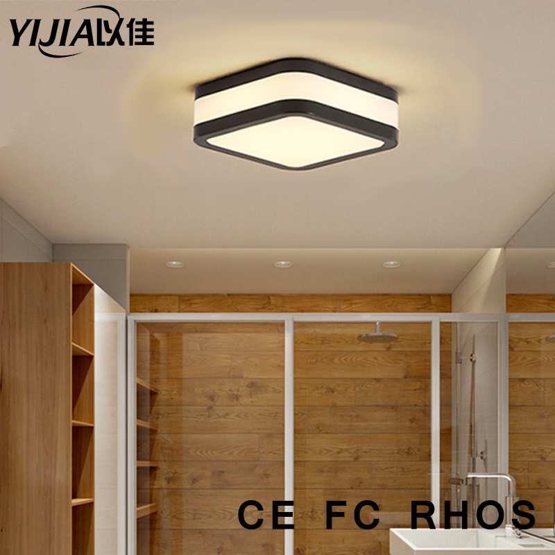 Modern LED tavan ışıkları Ultra ince tavan lambası İskandinav sıcak beyaz oturma odası yatak odası yemek odası yüzeye monte aydınlatma armatürü|Tavan Işıkları|Işıklar ve Aydınlatma - title=