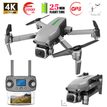 Drone GPS Quadcopter HD 4K 1080P FPV 600-800M WIFI Live Video 1KM Control Distance Flight 25 Minutes Rc Drones With Camera 4K usb flash drive 16gb perfeo c13 white pf c13w016