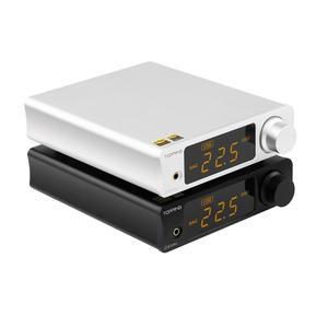 Image 2 - Topping DX3 Pro Ldac Editie Bluetooth Decodering Amp AK4493 Usb Dac Xmos XU208 DSD512 Harde Oplossing Hoofdtelefoon Uitgang TPA6120A2