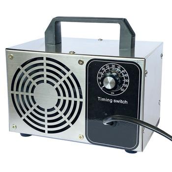 Generator ozonu oczyszczacz powietrza sterylizator dezynfekujący O3 Ozonator maszyna do czyszczenia dezodorujący formaldehyd Generator ozonu tanie i dobre opinie JKWSTAR 50m³ h CN (pochodzenie) 100 w 220 v 24G H 11-20 ㎡ Przenośne 98 00 Źródło A C ≤35dB 1000000 sztuk m³