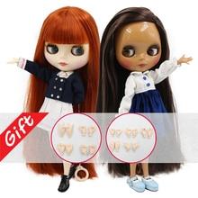 Ледяная фабрика blyth кукла 1/6 шарнирная кукла нео 30 см blyth пользовательская кукла шарнир/нормальное тело Специальное предложение в продаже случайный цвет глаз 30 см