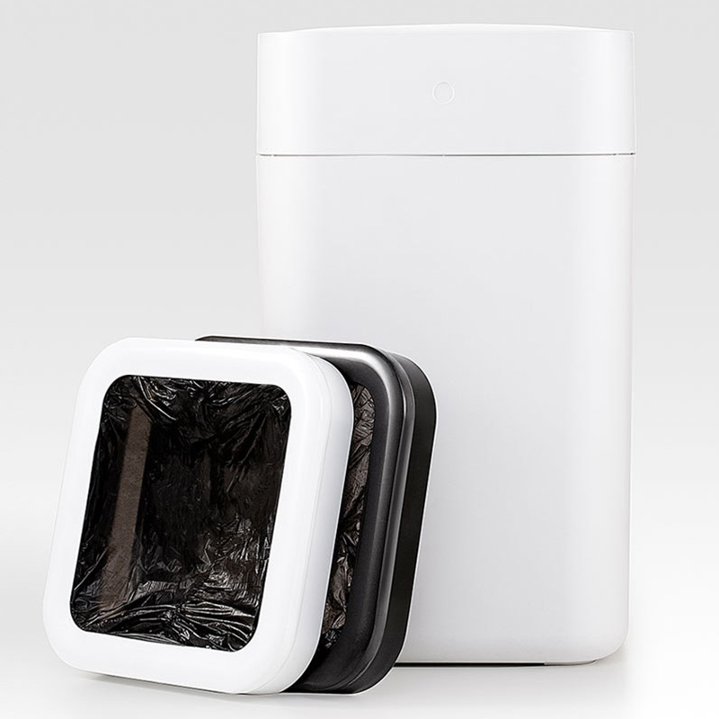 Townew T Air One Key Packaging Replacing Bag Waste Bin 12L Smart Trash Can Xiaomi Ecological Chain Smart Trash Can 12L Waste Bin