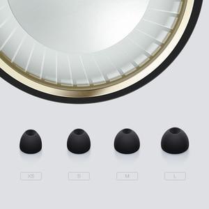 Image 5 - Оригинальные наушники Xiaomi Hybrid Pro HD, наушники Hybrid Pro с тройным и двойным динамическим драйвером, сбалансированная конструкция Mi, вкладыши с управлением на проводе и микрофоном