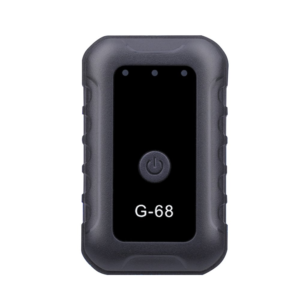 key fob alarm elderly Gps Locator G68 Free Installation Mini Car Wireless Tracker Child Elderly Pet Tracker for elder alarm key Anti-Lost Alarm     - title=