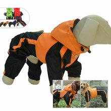 Impermeable para perro ropa Oxford para perro, chaqueta para cachorro, Chihuahua, mono, disfraz para perros pequeños, medianos, chaqueta con capucha informal
