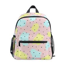ALAZA 2019 New Backpack Fashion pink schoolbag Printing Womens Small for Girls Kids Ladies Mini Backpacks Cute Lightweight Bags