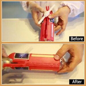 Image 4 - VISBELLA Welding Glue Super Glue Strong Liquid Powder 7 Seconds Speedy Fix Metal Plastic Wood Repair Universal Caulk Adhesive