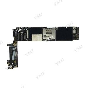 Image 5 - עבור iphone 6 4.7 אינץ האם עם מגע מזהה, 100% מקורי סמארטפון עבור iphone 6 mainboard + מלא שבבים, 16GB 64GB 128GB