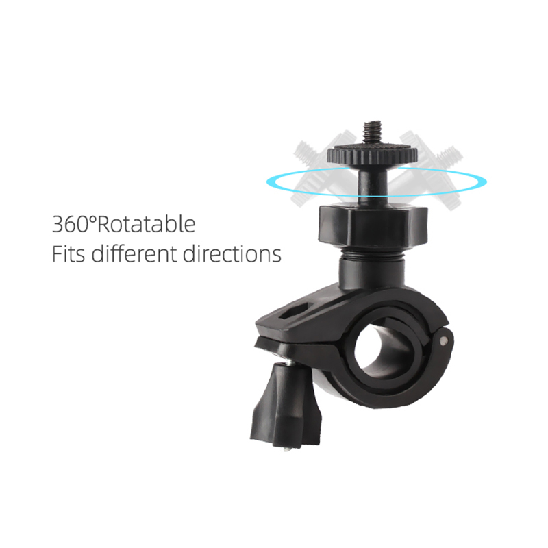 Portable Bicycle Clip Holder For Insta360 ONE X/EVO For Insta 360 One X Video Camera For 360 Camera For Travelling Outdoor