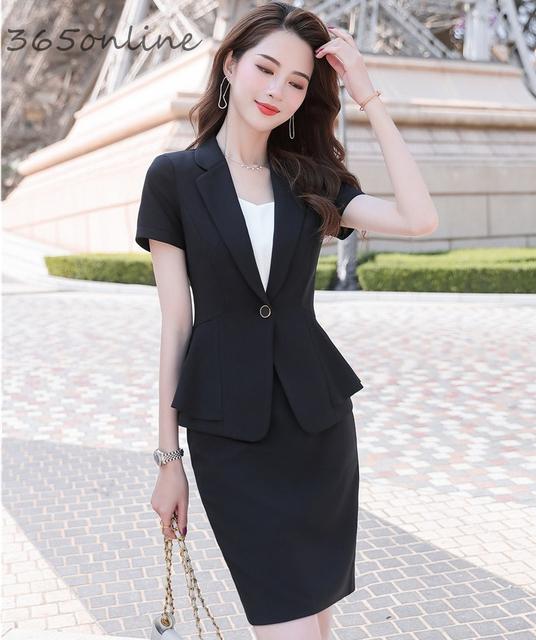 Women's Professional Business Suit