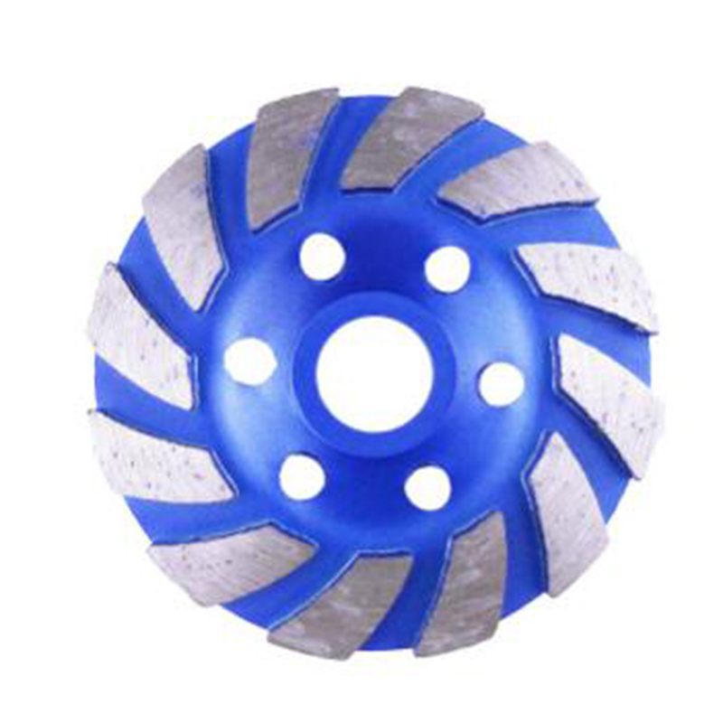 1PC Diamond Grinding Wheel Disc Bowl Shape Grinding Cup Concrete Granite Stone Ceramic Cutting Disc Piece High Quality Tools