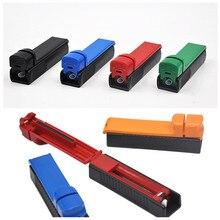 Cigarette-Maker Rolling-Injector Tobacco-Roller Plastic Metal Single-Tube Hot