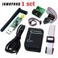 Эмулятор Zigbee CC2531, USB программист CC2540 CC2531 с антенной, модульный разъем Bluetooth, кабель-загрузчик