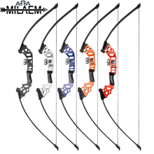 60inch Archery Recurve Straight Bow Takedown Bow  Aluminum-magnesium alloy Bow Handle  Fishing Hunting Shooting Accessories 5 colors 30 50 lbs 58 inches aluminum alloy bow handle for compound recurve bow archery hunting shooting
