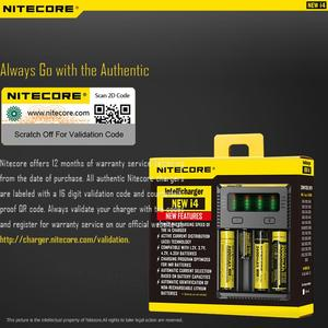 Image 5 - 100% Original Nitecore New I4 Digicharger Battery Charger Nitecore Charger  for 26650 18650 18350 16340 14500 10440