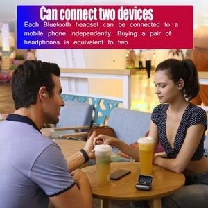 Image 5 - Mifo O5 Bluetooth 5.0 หูฟังชุดหูฟังไร้สาย IPX7 ปลั๊กอุดหูกันน้ำไมโครโฟนในตัวสเตอริโอเสียงหูฟังบลูทูธ