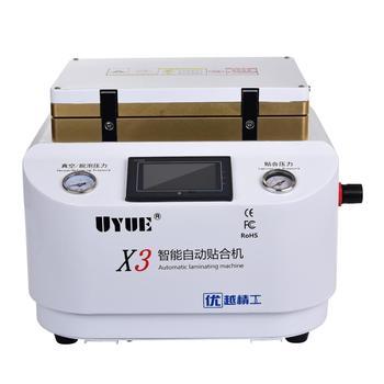 UYUE 110/220V Automatische Laminator Maschine Für LCD Renovieren OCA Vakuum Laminieren Maschine Bildschirm Reparatur Maschine X3