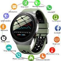 2021 החדש Bluetooth שיחת חכם שעון גברים 8G זיכרון כרטיס מוסיקה נגן smartwatch עבור אנדרואיד ios טלפון עמיד למים כושר tracker