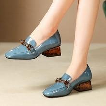 נשים של דירות אוקספורד נעלי אישה עור אמיתי סניקרס גבירותיי נעלי slipon בציר נעליים יומיומיות נעלי חצאיות לנשים