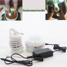 Mini Detox Machine Ion Cleanse Ionic Foot Detox Machine Bath Aqua Cell Spa Machine Detox Foot Bath