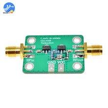 30 4000MHz RF מגבר מודול פס רחב 40dB גבוהה רווח LNA RF כוח מגבר FM HF VHF/UHF