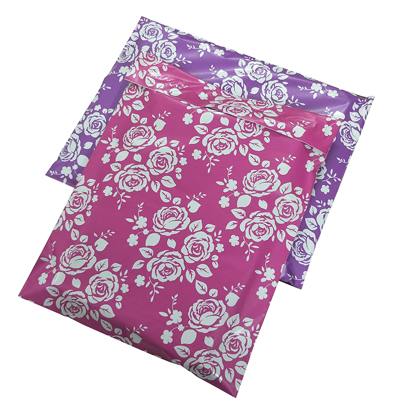 Image 5 - 50PCS 10x13inch Poly Mailer 25.4x33cm Colorful Totes Mix Pattern Poly Mailer Self Seal Envelopes-in Paper Envelopes from Office & School Supplies