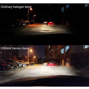 Image 4 - 오스람 D1S D3S D2S D4S 크세논 전구 자동차 헤드 라이트 표준 화이트 라이트 원래 HID 4200K 12V 35W (1 개)