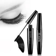 1 Pc 4D Silk Fiber Eyelashes Lengthening Mascara Waterproof Long Lasting Lash Black Eyelashes Extension Make Up 3D Mascara
