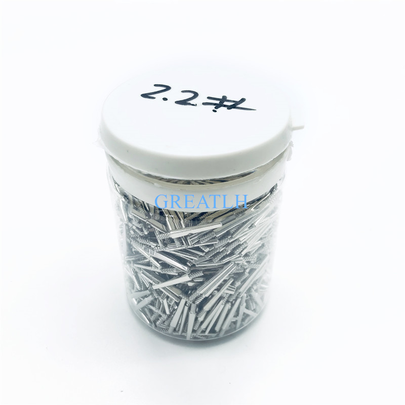 de zinco pinos passador longo 2.2 #