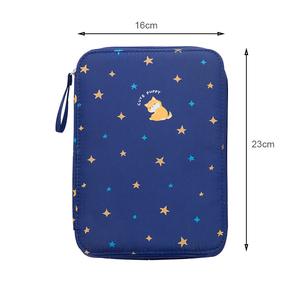 Image 2 - Korea Multifunction School Pencil Case & Bags Large Capacity Canvas Pen Curtain Box For Boy Students Gifts Stationery Supplies