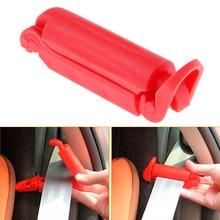 Kid Baby Car Seat Safety Belt Fastener Clip Buckle Children Toddler Strap Fixed Lock