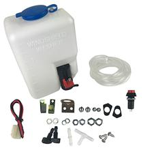 12V 1.5L Universele Auto Voorruit Screen Wasmachine Fles Pomp Sproeier Cleaner Kit Ruitenwisser Systemen Kwaliteit Reservoir