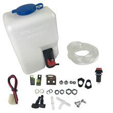 12v 1.5l tela do pára brisa carro universal lavadora garrafa bomba pulverizador mais limpo kit pára brisas limpador de qualidade reservatório