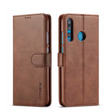 Telefoon Geval Voor Huawei Y9 Prime 2019 Case Lederen Vintage Portemonnee Case Op Huawei Y9 2019 Case Flip 360 Magnetische wallet Cover Funda