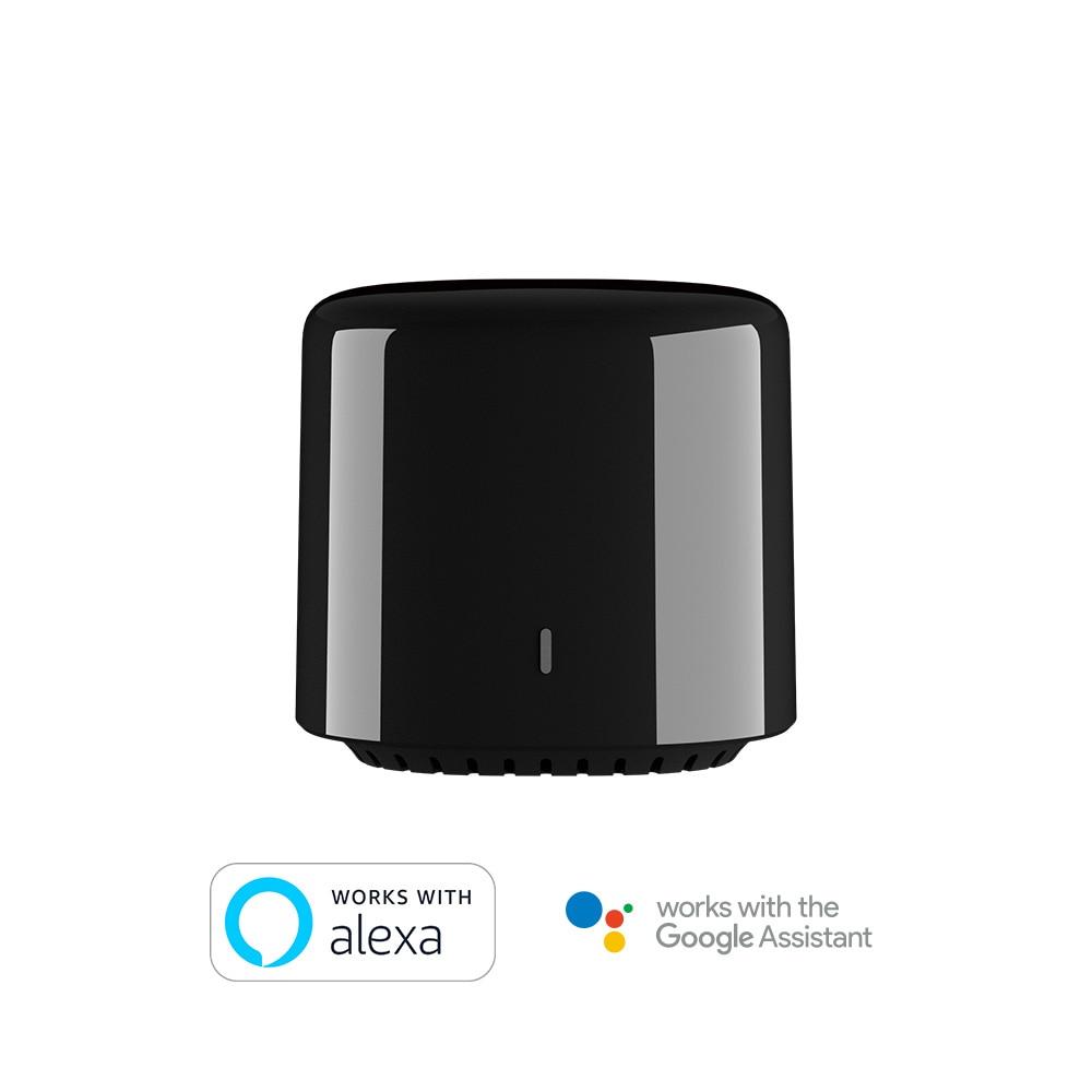 שלט רחוק Wifi IR תומך אלכסה Broadlink RM4C Mini 1