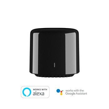 цена на 2020 Broadlink RM4C Mini Bestcon Smart Home WiFi IR Remote Controller Automation Modules Compatible with Alexa Google Home
