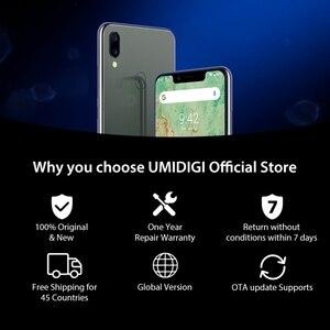 """Image 4 - UMIDIGI A3X النسخة العالمية أندرويد 10 3GB + 16GB 5.7 """"الهاتف الذكي كاميرا خلفية مزدوجة 13MP Selfie MT6761 المزدوج 4G فتحات ثلاثية 3300mAh"""