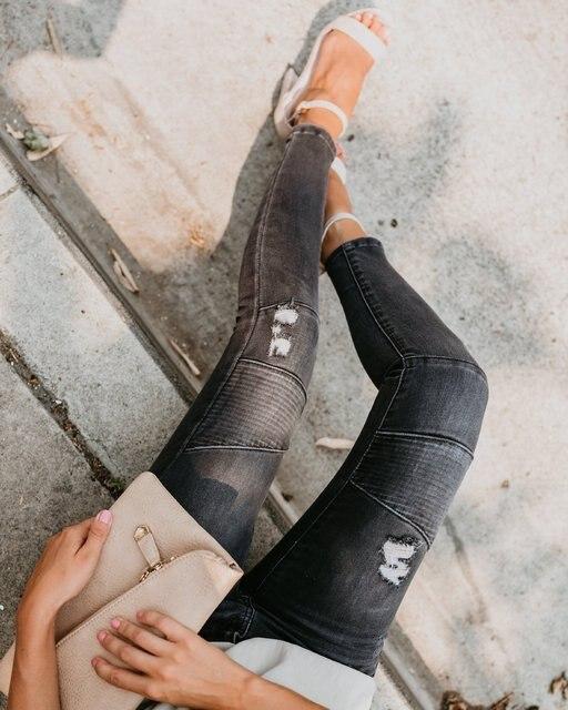 Motor Biker Jeans  5