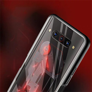 Image 5 - For Nubia Z20 Smartphone Aluminum Metal Bumper & 9H Tempered Glass Magnet Phone Case Protective Cover for ZTE Nubia Z20 Phone